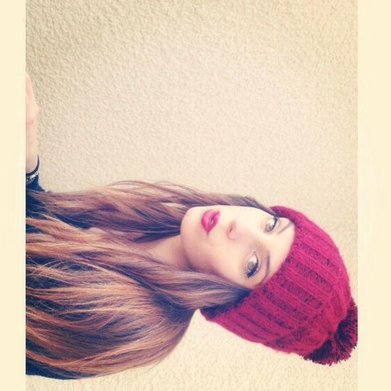 Girl Greeneyes Winter Makeup