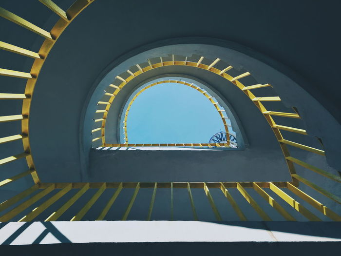 Politics And Government Built Structure Spiral Stairs Stairway Spiral Arch Arch Bridge