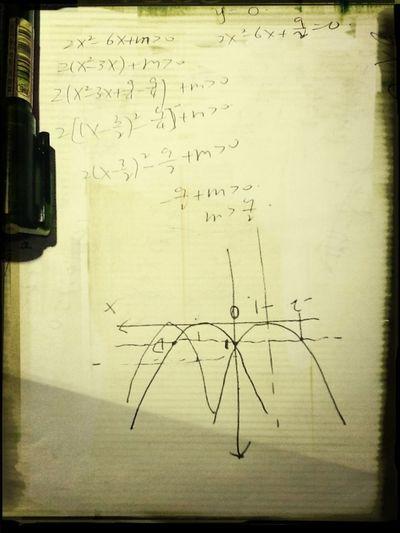 Doing Homework y=a(x-h)^2+k!!! First Eyeem Photo