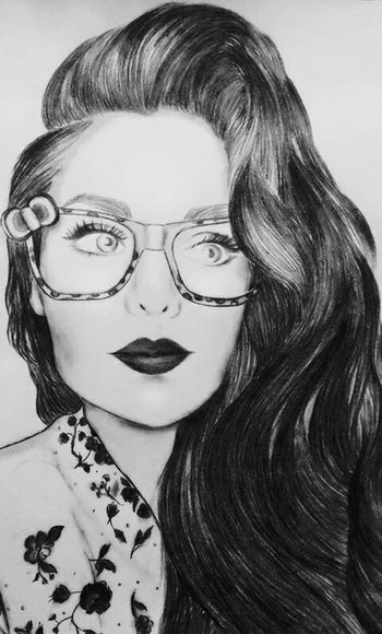 Draw by me 😊 Drawing Draw By Me Drawing :) Drawing - Activity Drawing ✏ Portrait ArtWork Art, Drawing, Creativity Artistic Artistic Expression Draws