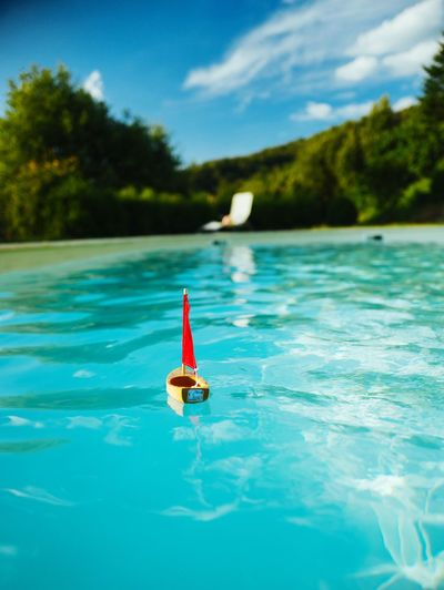 Swimming Pool Good Times Vacation Boat Eye4photography  Check This Out Taking Photos