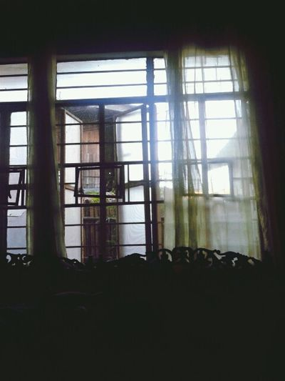 peeping thru da window Window First Eyeem Photo