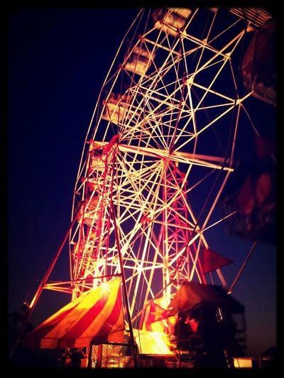 Ferris Wheels Carnivals Meredith Music Festival