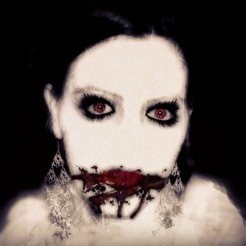 Girl Darkart BloodLust .~*Wicked*~.