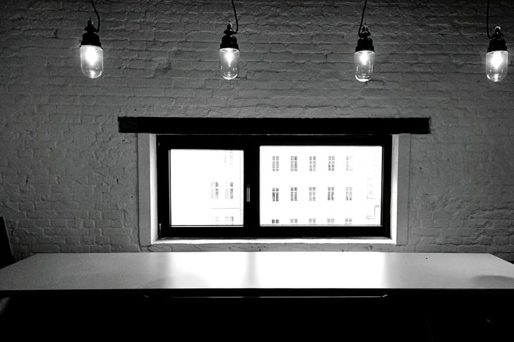 Day 248 - Workspace Berlin Blackandwhite Office 365project 365florianmski Day248