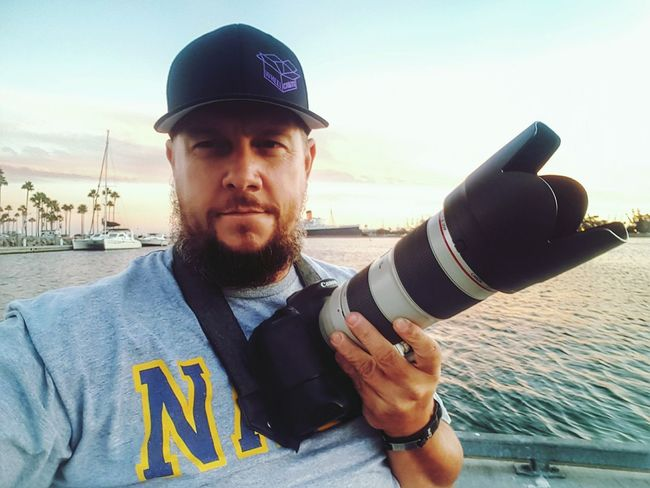 No Shave Self Portrait On The Docks Thats Me  Veteran Father Photographer Disability Not Inability Disabled Veteran Self Portrait Outdoors Shooting Photography Is My Escape From Reality! Photography Is My Therapy Perspective ForTheLoveOfPhotography From My Point Of View Kickin It