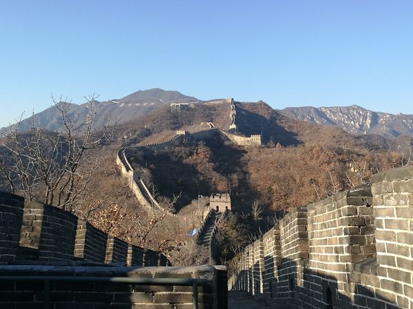 great wall Outdoors