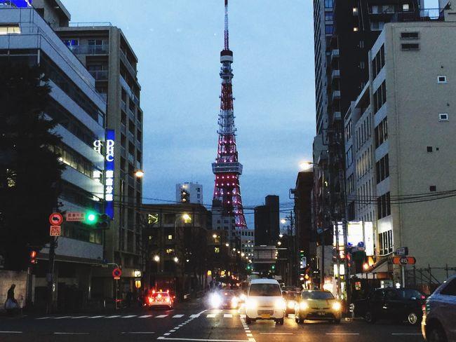 Tokyo Tower 東京タワー Tokyo Japan