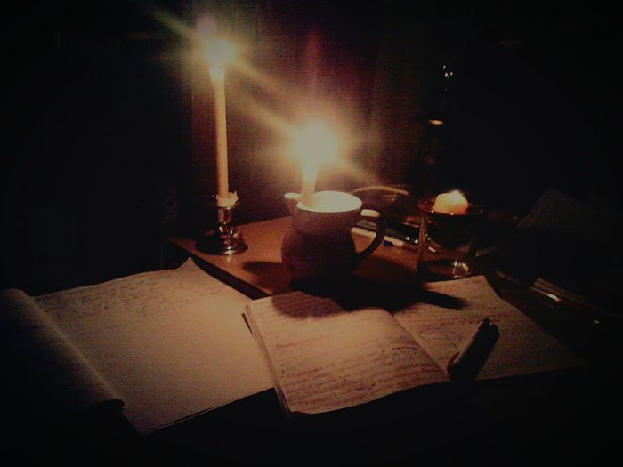 3XSPUnity illuminated Indoors  Candle Lighting Equipment Burning No People Flame Table Heat - Temperature Night Tea Light