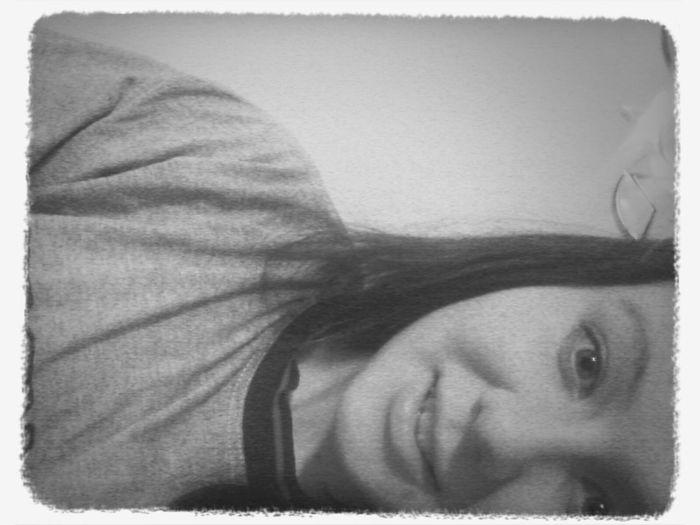 died ma hair :) no make up First Eyeem Photo