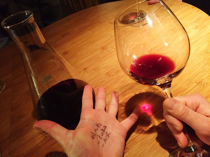 Liquid Lunch Wine Natural Wine No Sulphates Red Wine Organic Natural Biodynamic Bio