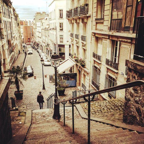 Parisians' Life Paris, France  Parisian Streetphotography