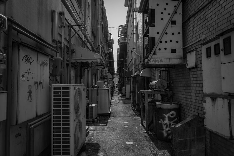 Japan Architecture Building Exterior Built Structure City Day No People Outdoors The Way Forward