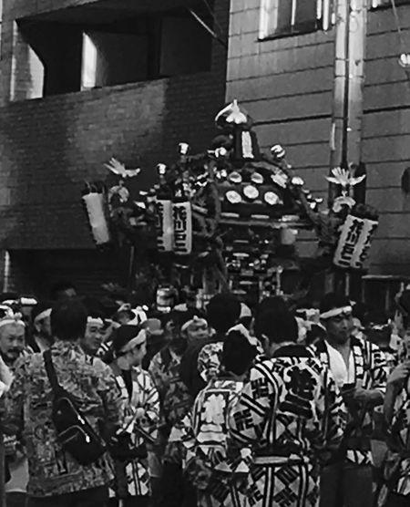 三社祭 浅草 Built Structure Architecture Large Group Of People Group Of People Crowd Building Exterior Real People City Street Clothing Communication Men Women Adult Day Government Celebration Uniform