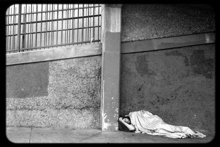 Homeless by Popckorn