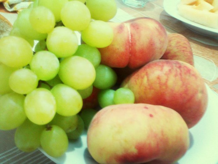 w9ayet dessert :-D Fruit work