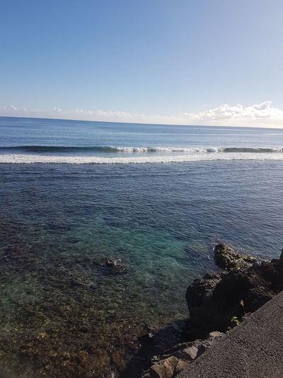 No filter needed Saintleu Reunion Island Sea Myhome
