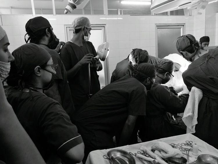 People Together Doctors Busylife Black And White Photography Operation Theatre Blackandwhite Phone Photography Be. Ready. Fashion Stories