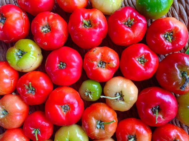 Supermarket Fruit Red Healthy Lifestyle Backgrounds Market Full Frame Sour Taste Agriculture Vegetable
