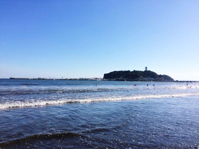 Summer Koshigoe Beach