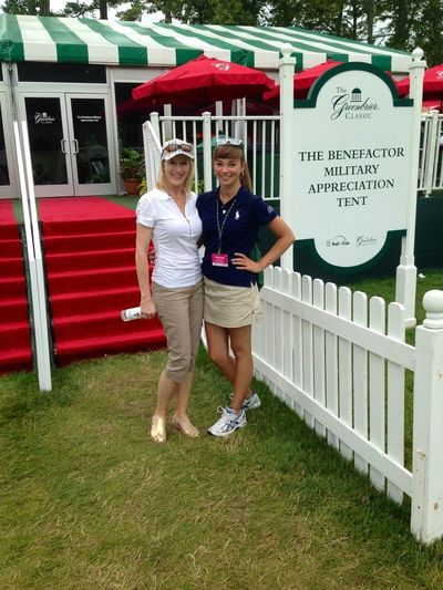 Greenbrier Classic! Golf PGA❤ Golf Tournament Volunteering