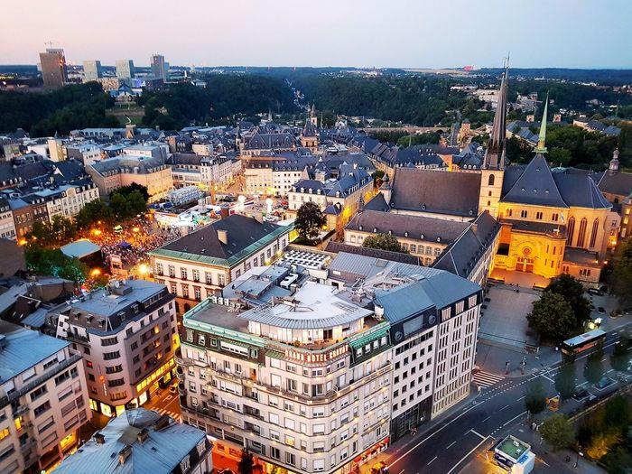 Luxembourgcity