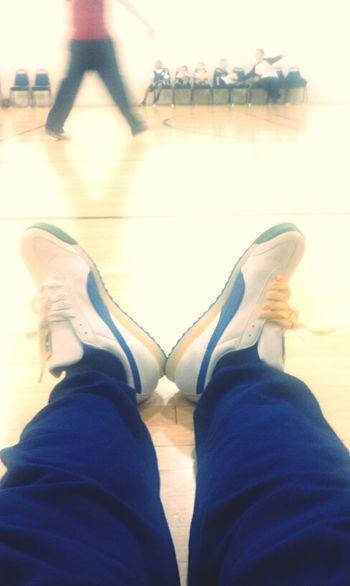 Puma Life On My Feet