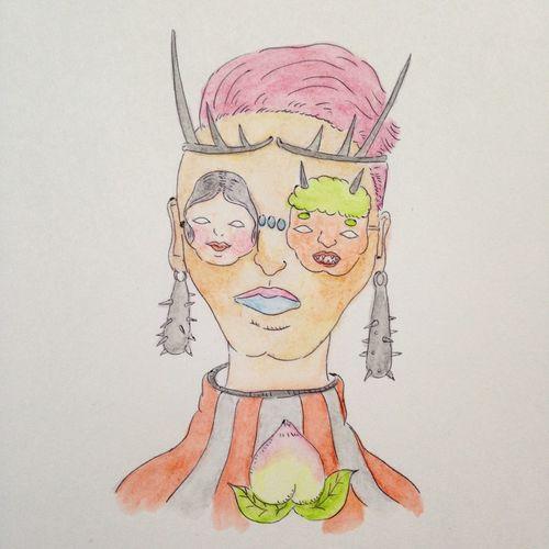 節分 Girl Illustration Fashion Love Art Crazy