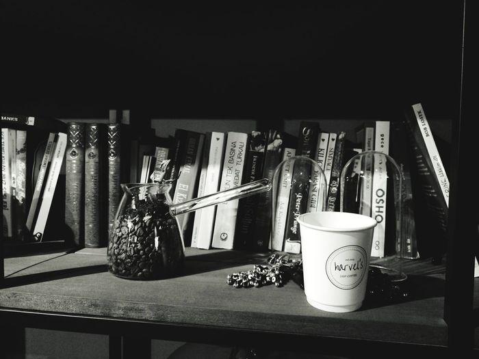 Coffee No People Night Coffee Shop Thirdwavecoffee Book Coffee Bean Blackandwhite The Week On EyeEm