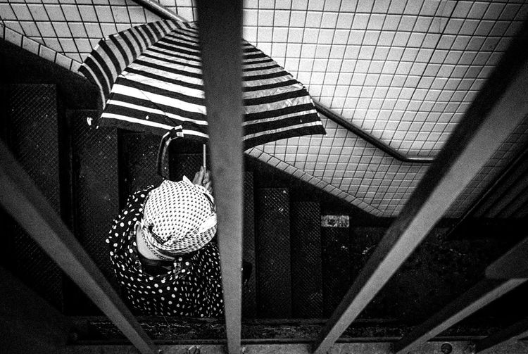34th Street  Dots New York Pattern Streetphotography Stripes Pattern Subway Travel