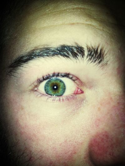 Mi ojo :B Eyes That's Me Check This Out Taking Photos