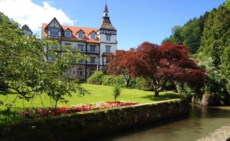 Germany Bad Herrenalb Travel
