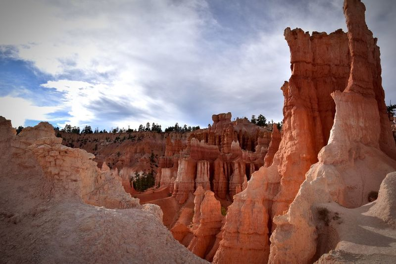 Hiking in Bryce