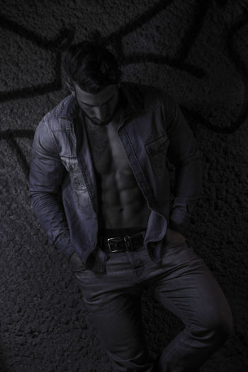Body & Fitness Fitness Hot Male Male Sixpack