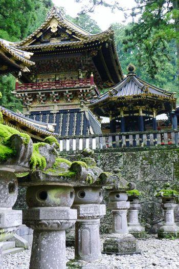 Exterior Of Nikko Tosho-Gu