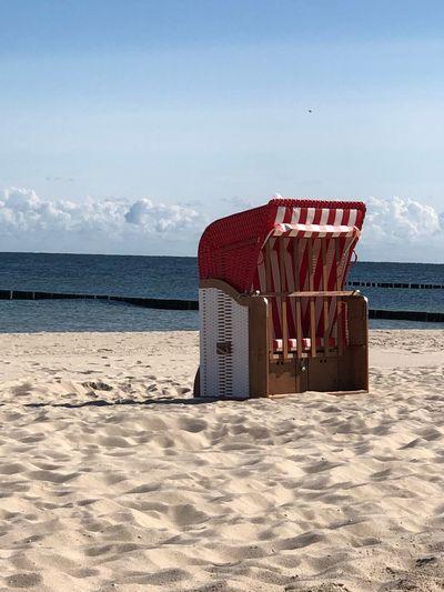 Strandkorb zwei