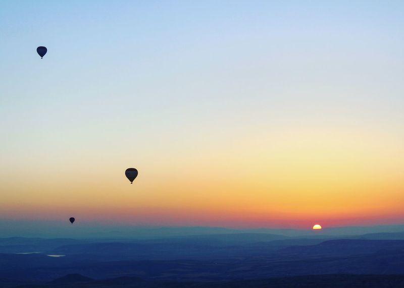 Capadokia,Turkey Capadoccia Balloons The Great Outdoors - 2017 EyeEm Awards