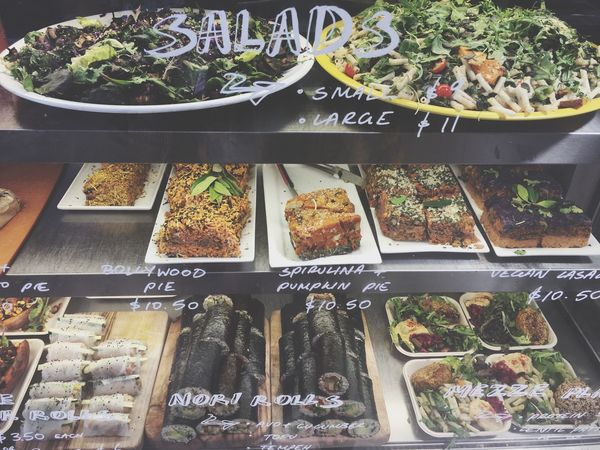 Retail  Food And Drink Food For Sale Text Variation Choice Freshness No People Indoors  Day Price Tag Price Sushi Organic Organic Food Healthy Eating Healthy Food Glutenfree Healthy Lifestyle Living Organism Byronbay Be Natural