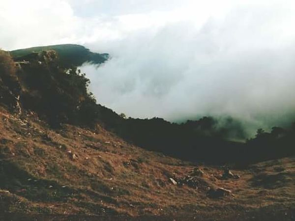 Landscape_photography Nature_collection Neblina Road Roadtrip Beauty In Nature Outdoors Mountain Landscape No People Non-urban Scene Tranquil Scene Nature Beauty In Nature Mountain Range Phone Art PhonePhotography Phone Phoneography Phone Camera