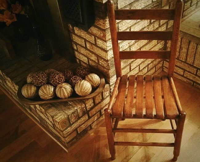 Always Be Cozy A chair built by my grandpa, over 60 years ago. Large Group Of Objects High Angle View Indoors  Wood - Material No People Chairs Vintage Woodwork  Hearth And Home Cozy Comfy Still Life Popular Photos Photography EyeEm Best Shots