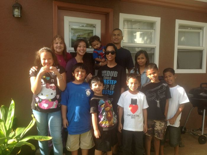 My grams and all her grandchildren..;)