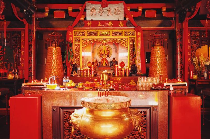 Klenteng Chinese Culture Chinese Art Chinese Temple Chinese Architecture Chinese Historical Building