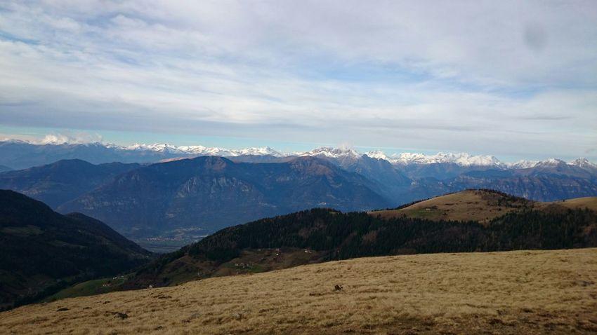 Mountains Panoramic Nature 1800mt