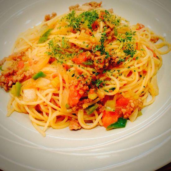 😚 Pasta Lunch