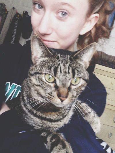 Kitty Baby Zoey Selfie