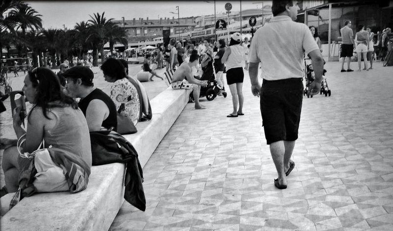 Streetphotography Eye4photography  Blackandwhite Beach
