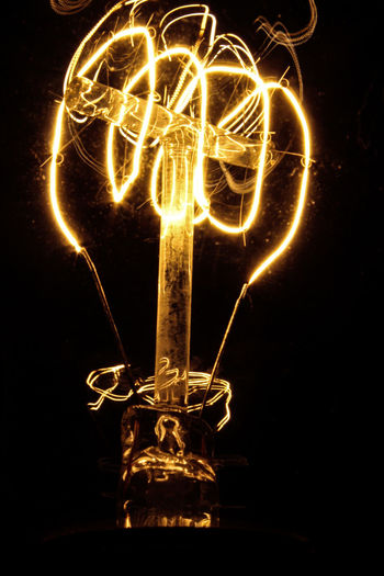 Close-up Edison Edison Bulb Edison Bulbs Electricity  Filament Illuminated Innovation Light Light And Shadow Light Bulb Light Bulb Light Lightbulb Lighting Equipment Lights Lights In The Dark Night No People Outdoors Tech Technology Technology Everywhere Technology I Can't Live Without Close Up Technology