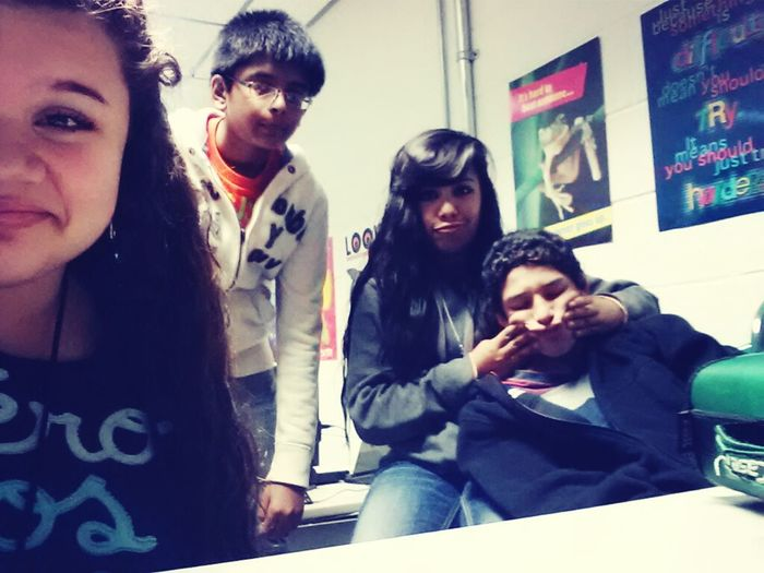 Seriously going to miss this class :(. #braylee #jigar #isaiah #techapps