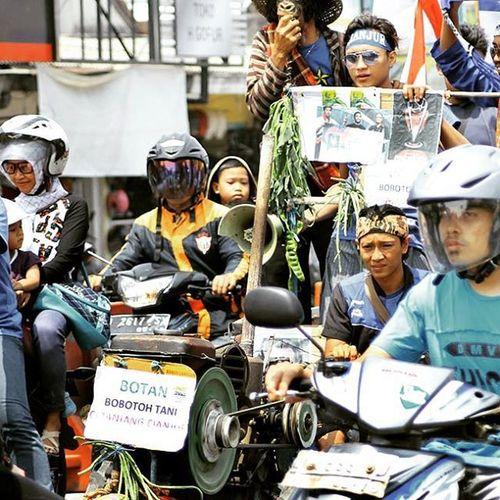 Parade Bobotoh Persib PersibDay PERSIBJUARA Bandungjuara