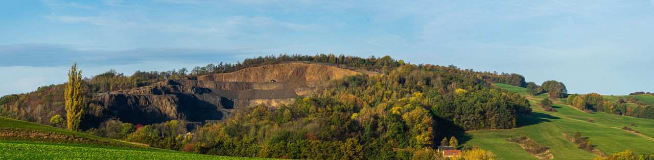 old quarry at